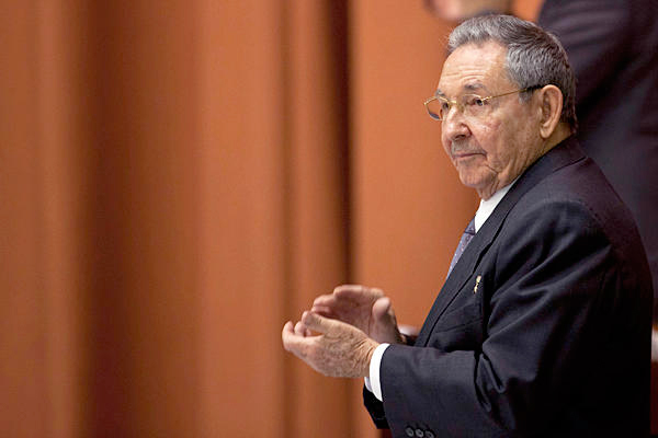 Cuba President Raul Castro Raul Castro promises an end of an era in Cuba