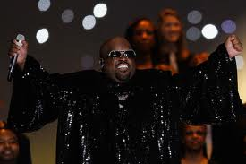 ceelo green Actor Enters Mint 400 Rac
