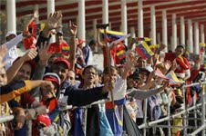 Chavez 1 In Venezuela, divisions over Hugo Chvez extend from parliament to the dinner table