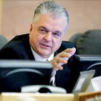 Commissioner Chairman Steve Sisolak