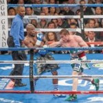 Mayweather fight 1