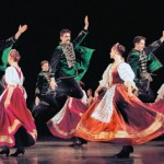 Hungarian folk ensemble