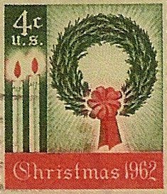 first-christmas-stamp-1962