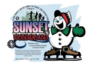 """sunsetwonderland 300x218 Rainbow Company Offers Holiday Theatrical Treat — """"Scrooge, The Musical Dec 6 to15"""