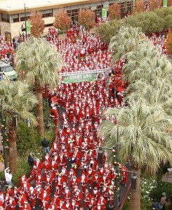 Santa Run 245x300 Las Vegas Great Santa Run' announces race day fun in Downtown,Saturday, December 7