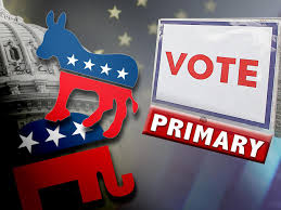 a vote on primary