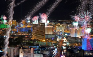 Fireworks-above-the-#604F7B