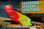 California drought condition