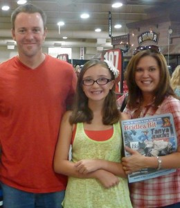 Jason & Jennifer Lamberth with their daughter Hailee