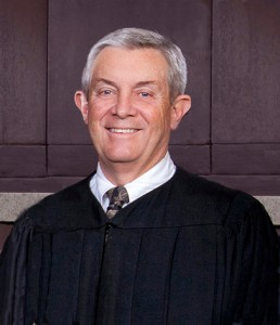 Justice James W. Hardesty new Chief Justice of the Nevada Supreme Court