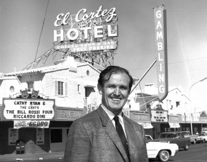 Jackie Gaughan was a casino owner and operator from the early 1950s in Las Vegas, Nevada