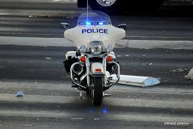 LVMPD Motorcycle