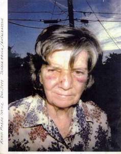 She was at the funeral parlor for over half a year because the Public Guardian, now under Danny Ahlstrom's regime, refused to perform an autopsy that was requested by her son that would reveal the real reason for her death and the fact that Ahlstrom refused to pay for the burial after exhausting all her funds.