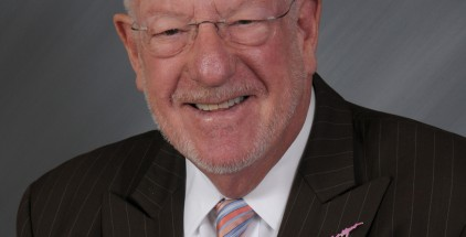 Oscar B. Goodman, Chairman of the Host Committee, LVCVA.