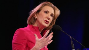 Carly Fiorina, the presidential Candidate that makes everyone nervous because her qualifications