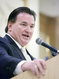 Nevada Republican Party Chairman was reelected to a third term last Saturday