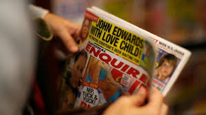 Are we, and National Enquirer, forgetting about John Edwards, 42nd President, Bill Clinton, the Kennedys?