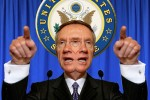 Harry Reid is ambioratory he speaks out of both sides of his mouth.