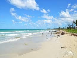 A view of Guanabo beach in Havana Cuba (BCC). Before communist Castro