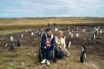 antartic-Falkland Islands-couple-