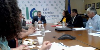 Latin Chamber meeting