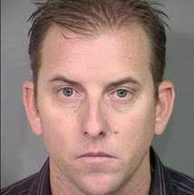 Las Vegas Metropolitan Police Officer Jeff Lynn Harper, 36, of Las Vegas, was indicted by the Clark County Grand Jury on six felony charges,