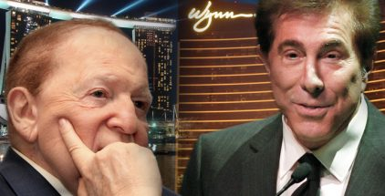 Sheldon Adelson and Steve Wynn,