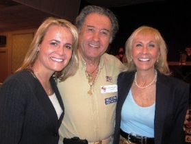 Judge elect Amy Chelini with FIORE Founder, Nelson Sardelli and company