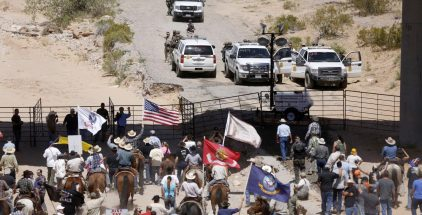 The Bundy case grows out of the April 2014 standoff between Bureau of Land Management law enforcement and armed supporters of Bunkerville rancher Cliven Bundy.