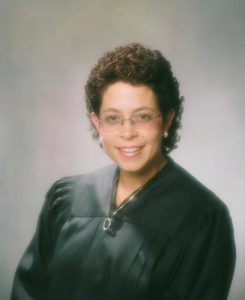 Judge Caddish has thrown her name in the ring to advance to the Supreme Court seat vacated by Justice Nancy Saitta, who retired last month.