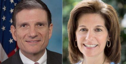 According to the latest polls, Heck and Cortez Masto are tied, even though Democrats outnumber Republicans in Nevada by more than 70,000 registered voters.
