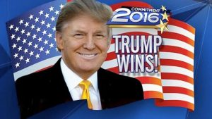 Donald J. Trump shocked the world Tuesday, winning election as in the 45th president of the United States.