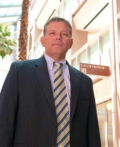 Judge Kerns is running for reelection to his post in Las Vegas Municipal Court that he has kept since 1997.