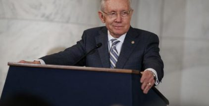 Harry Reid doubles down on his 'brazen lie' about Romney's taxes