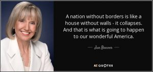 A nation without borders,Jan Brewer