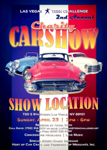 Charity Car Show – Click the flyer to Register