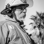 Fire Chief Larry Levy. Photo by Nancy Good.