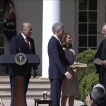 Gorsuch sworn in