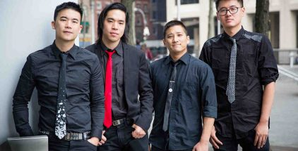 """The case involved the Patent and Trademark Office refusing to grant a trademark to an Asian-American rock band that wanted to call themselves """"The Slants."""""""