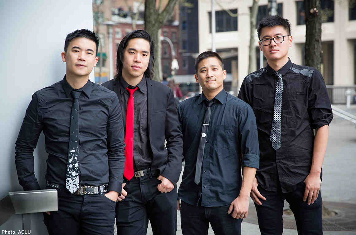 "The case involved the Patent and Trademark Office refusing to grant a trademark to an Asian-American rock band that wanted to call themselves ""The Slants."""