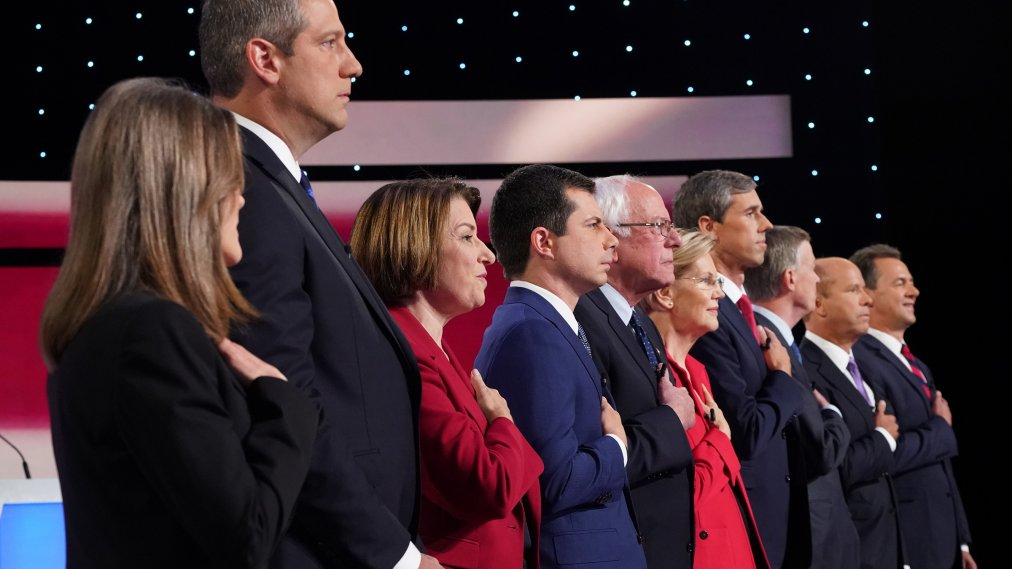 The debate of the hopefuls: May the best candidate win | Las Vegas